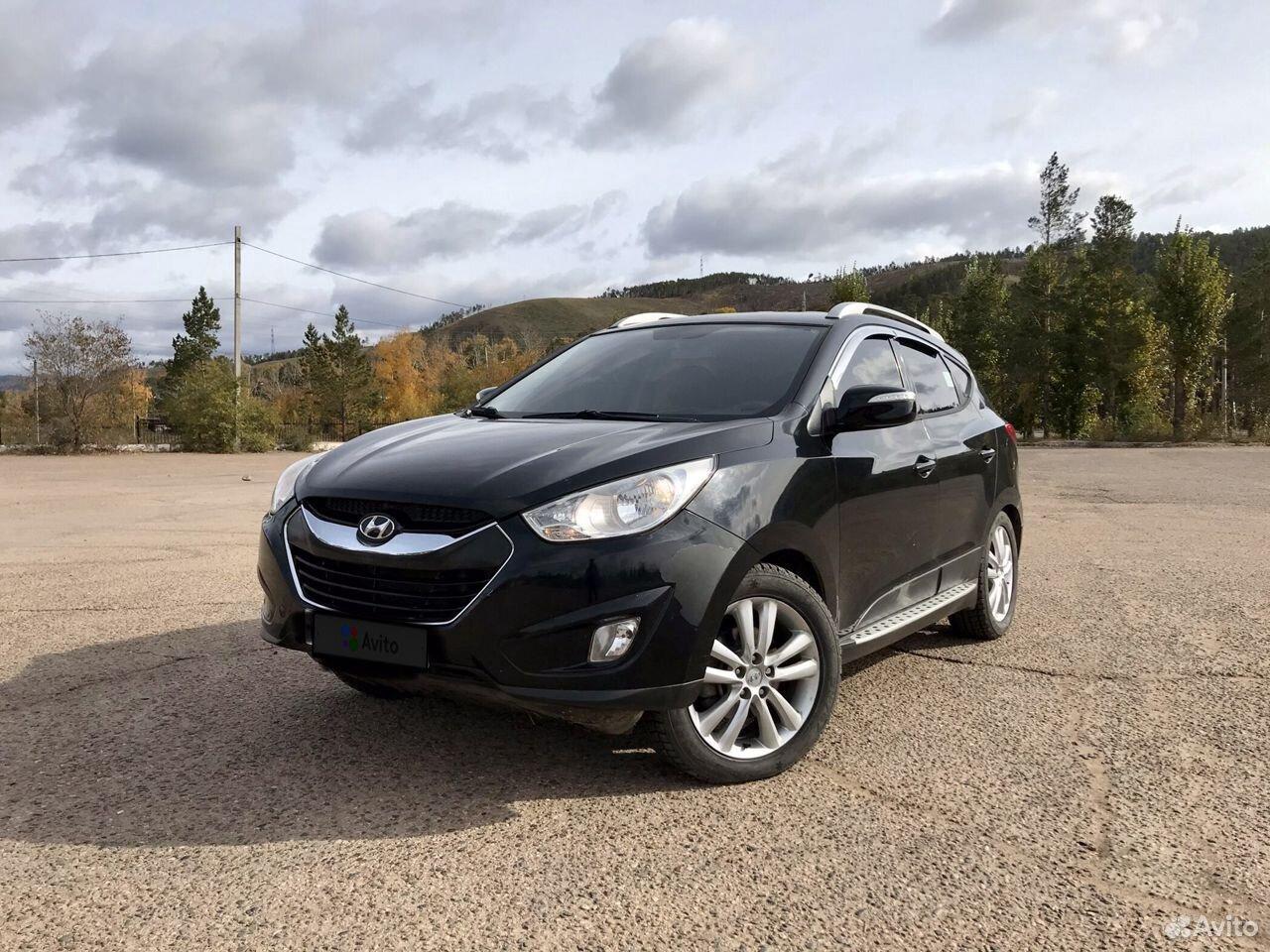 Hyundai Tucson, 2010  89676214843 купить 1