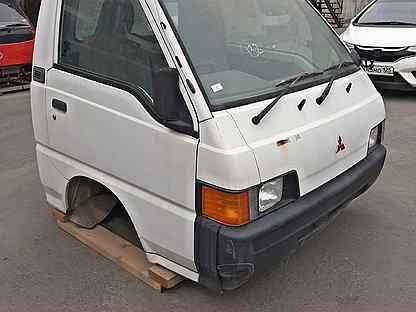 Кабина mitsubishi delica P02T 99 4G92 (132) 2WD ко