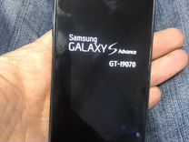SAMSUNG Galaxy Advance 9070 — Телефоны в Санкт-Петербурге