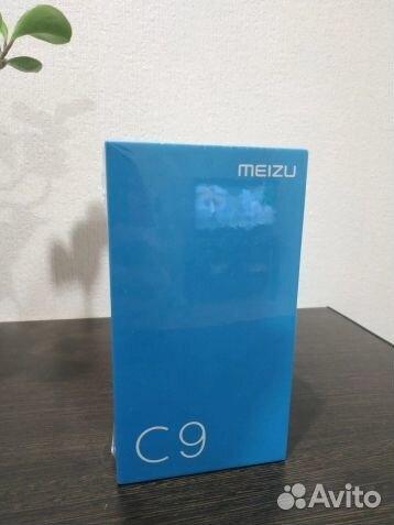 Новый запечатанный в коробке телефон meizu C9