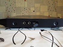 DVD-плеер BBK DV 915 HD+микрофон
