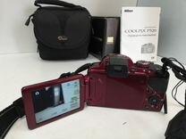 Фотоаппараты Цифровые Nikon coolpix p520