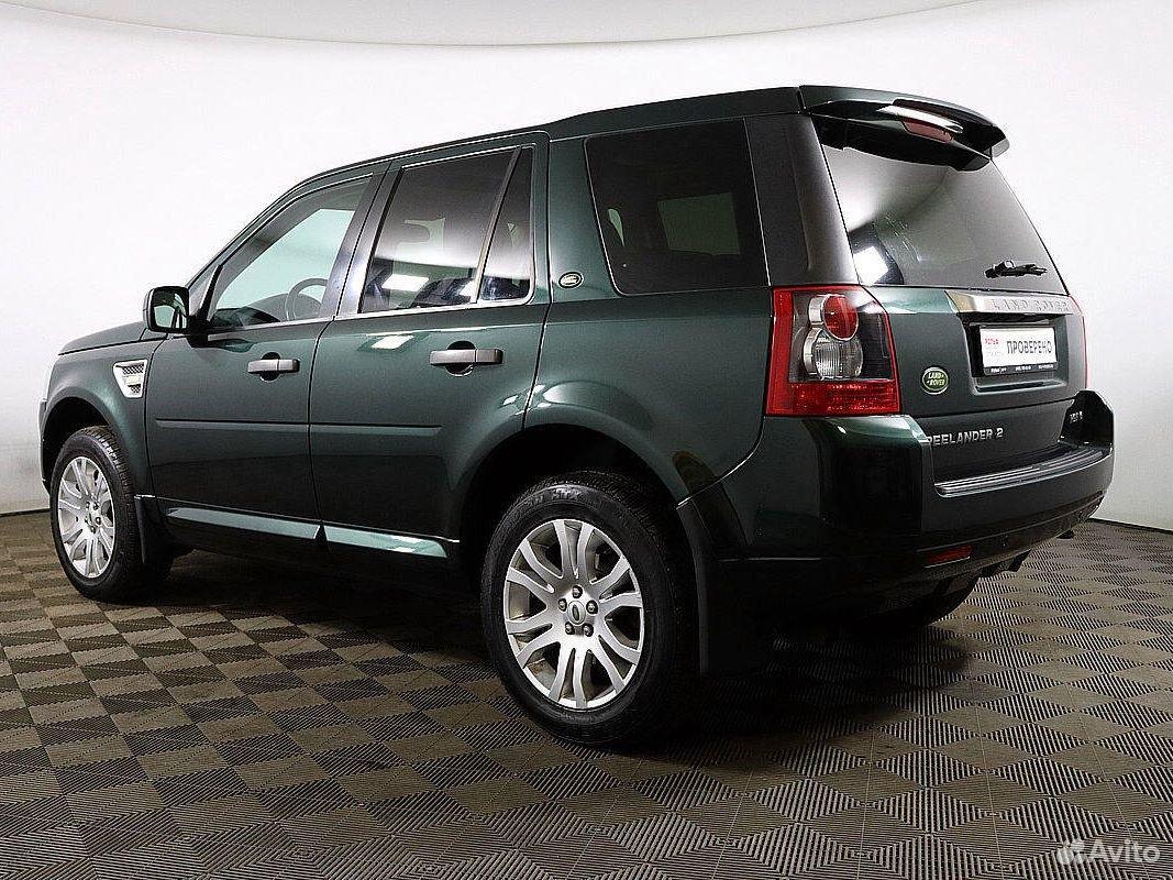 Land Rover Freelander, 2010  84954101966 купить 7