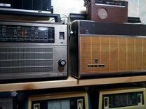 Коллекция радиоприемников 70-х г.г