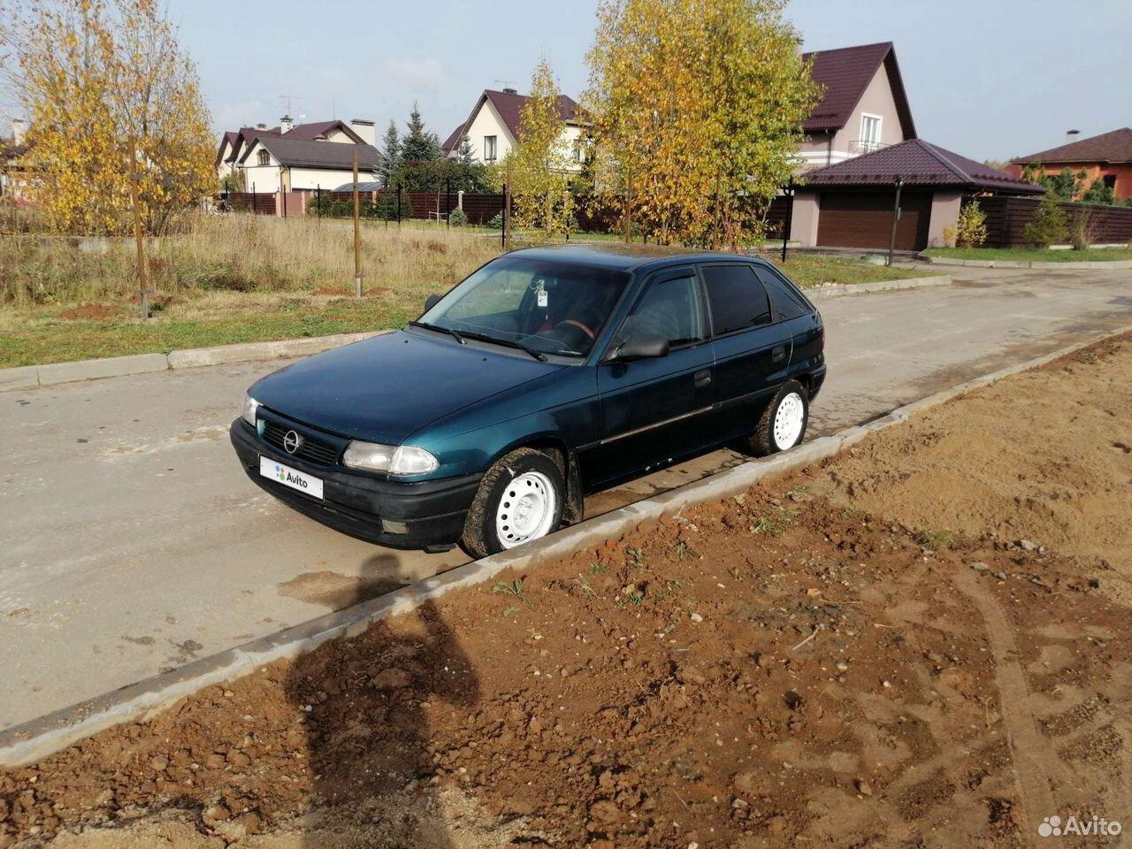 Opel Astra, 1997  89584629137 купить 1