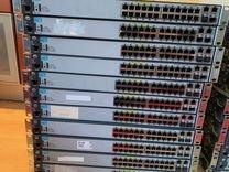 Hp procurve 2620-24 poe+ j9625a 9 штук