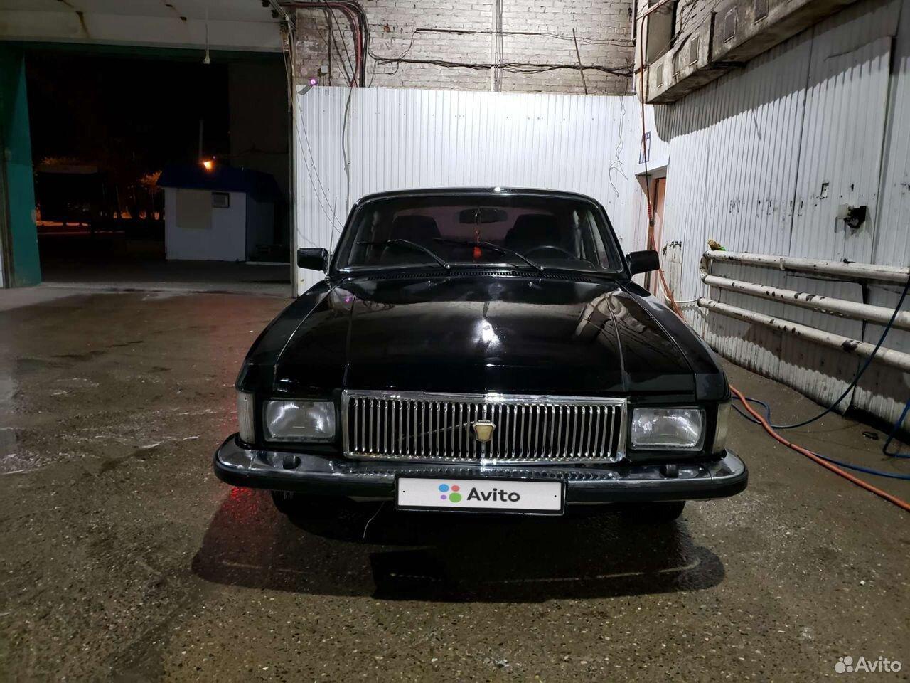ГАЗ 3102 Волга, 1983 89020007276 купить 2