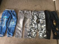 Штаны и джинсы, 104-110