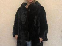 Норковая шуба «Mala Mati» — Одежда, обувь, аксессуары в Москве
