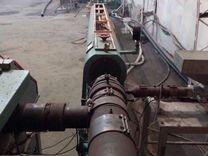 Линия по производству труб пнд