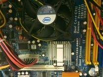 Материнские платы 775 DDR2 DDR3