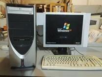 Компьютер(системный блок,монитор,и т.д)