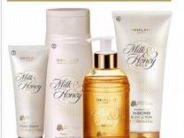 Жидкое мыло для рук «Молоко и мед Золотая серия»