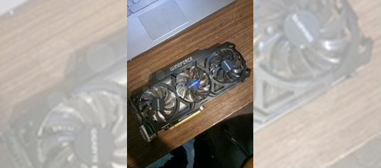 Winforce geforce GTX 780