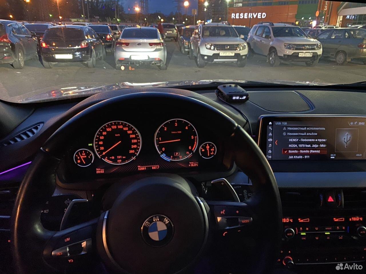 BMW X5, 2018  89656354821 buy 5