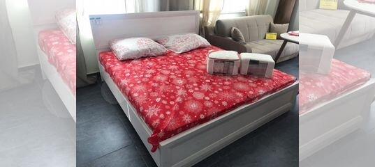 6f1ebe6211fb0 Кровать купить в Санкт-Петербурге на Avito — Объявления на сайте Авито