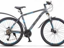 """Stels Велосипед Navigator 640 D 17"""" серый"""