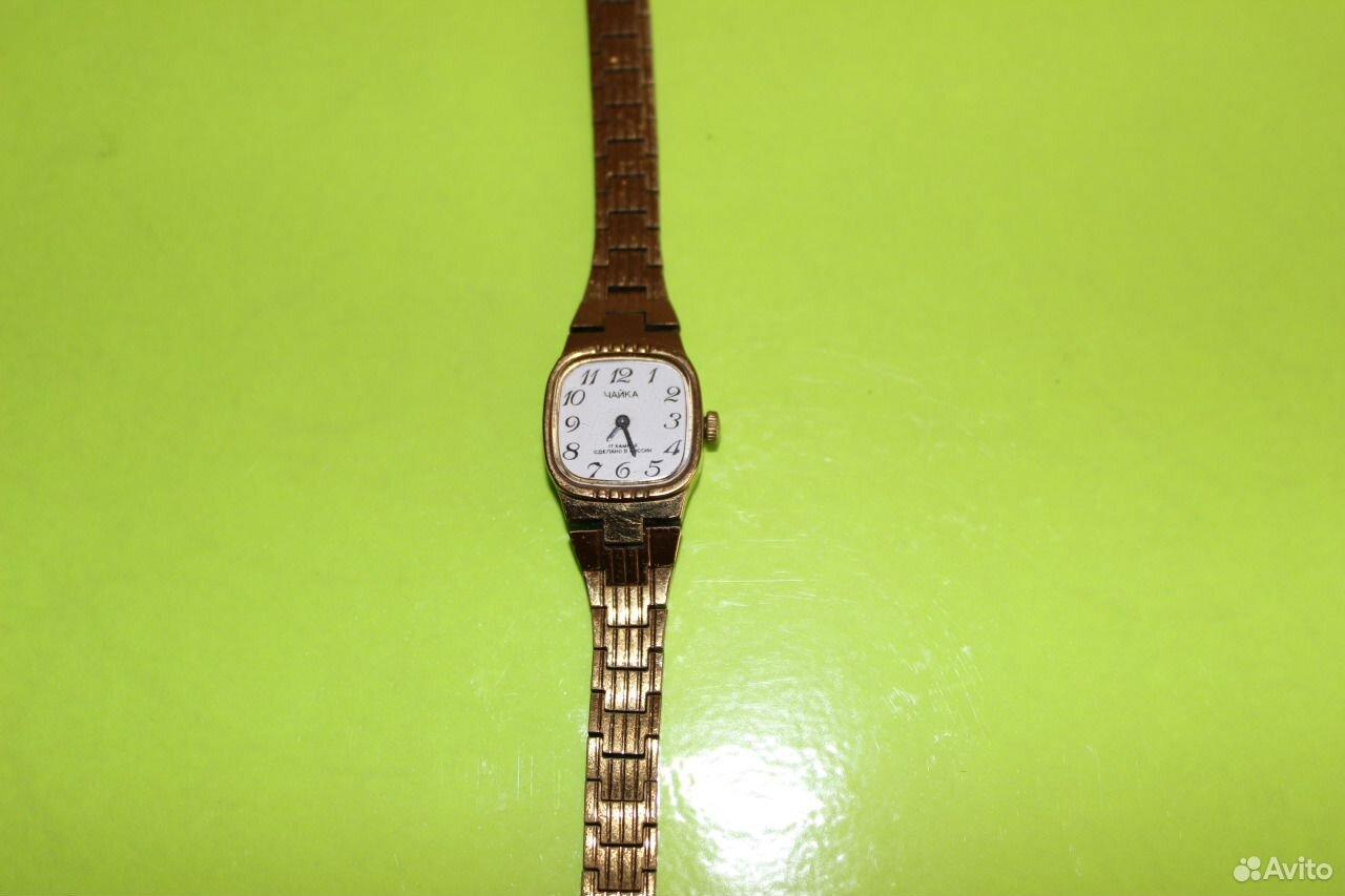 Часы женские Чайка  89159785001 купить 1