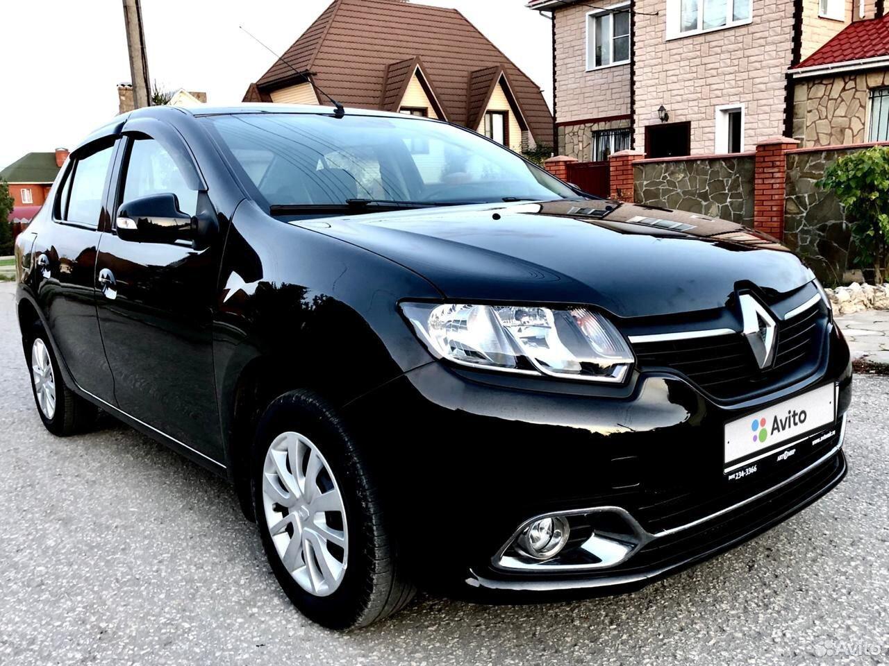 Renault Logan, 2016  89103203877 купить 5