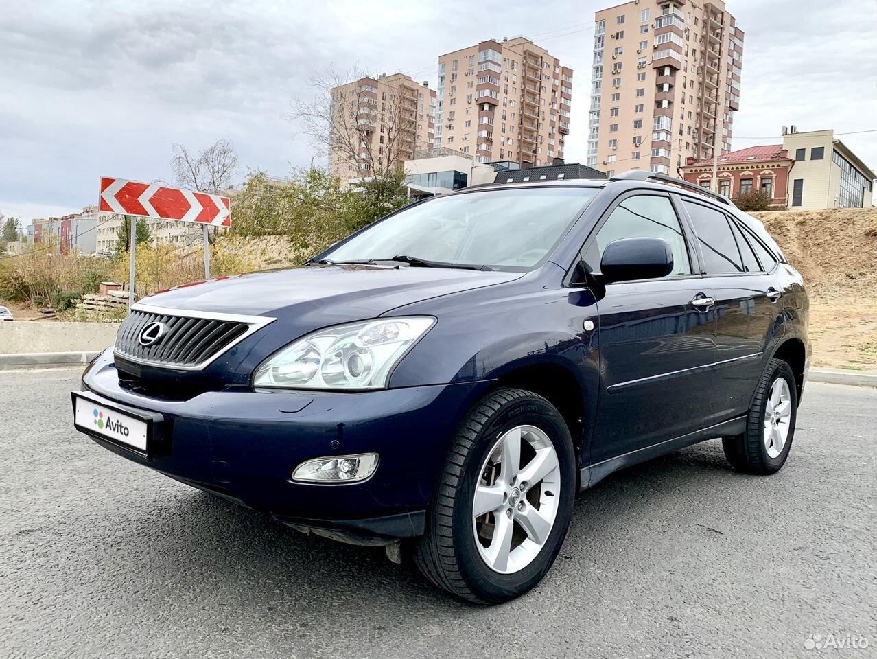 Lexus RX, 2007  89610795153 купить 5