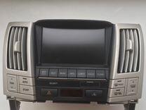 Монитор Lexus RX