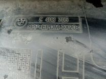 Накладка на порог левая Bmw X5 E53 3.0