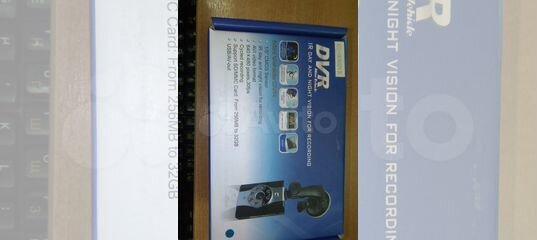 Видеорегистратора DVR CL-030DVR купить в Липецкой области с доставкой | Запчасти | Авито