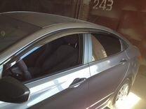 Дефлекторa на окна Elantra 5