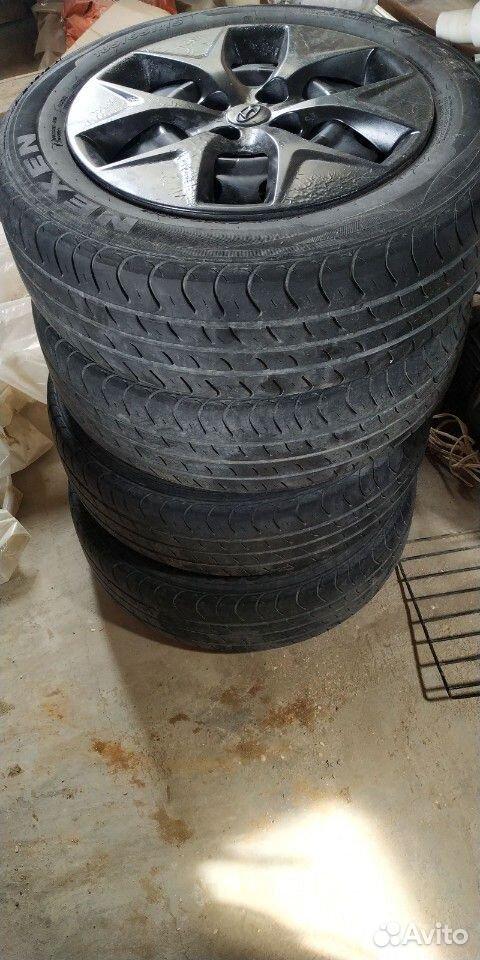 Колеса на Солярис, Киа  89898692551 купить 2