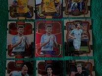Карточки футболистов Panini Select Soccer 2017-18