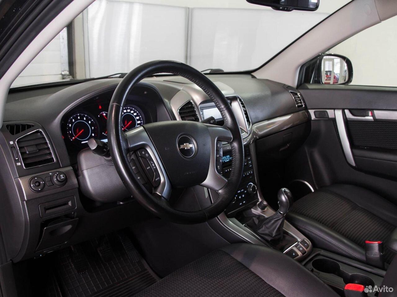 Chevrolet Captiva, 2012  88314107342 купить 7