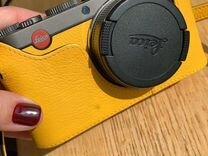 Leica X2 yellow