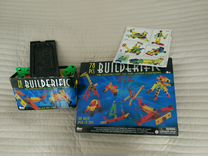Конструктор Builderific в комплекте 2 набора 4+
