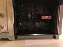 Штатное головное устройство (аудиосистема) на Ауди
