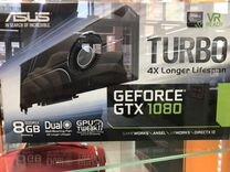 Видеокарта GeForce gtx 1080 turbo 8 gb — Товары для компьютера в Брянске
