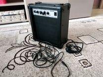 Гитарный усилитель musonic