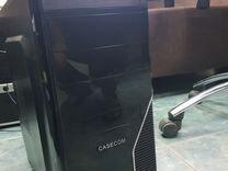 Игровой системник на ryzen 3 2200g