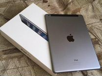 iPad Air 128gb+Sim space gray(серый космос)