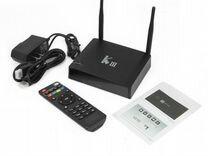 Тв приставка Android TV Box K3 kiii