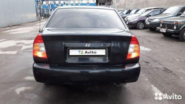 Hyundai Accent, 2007  89211966271 купить 7