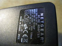 Блок питания netgear 7.5V-1.0A