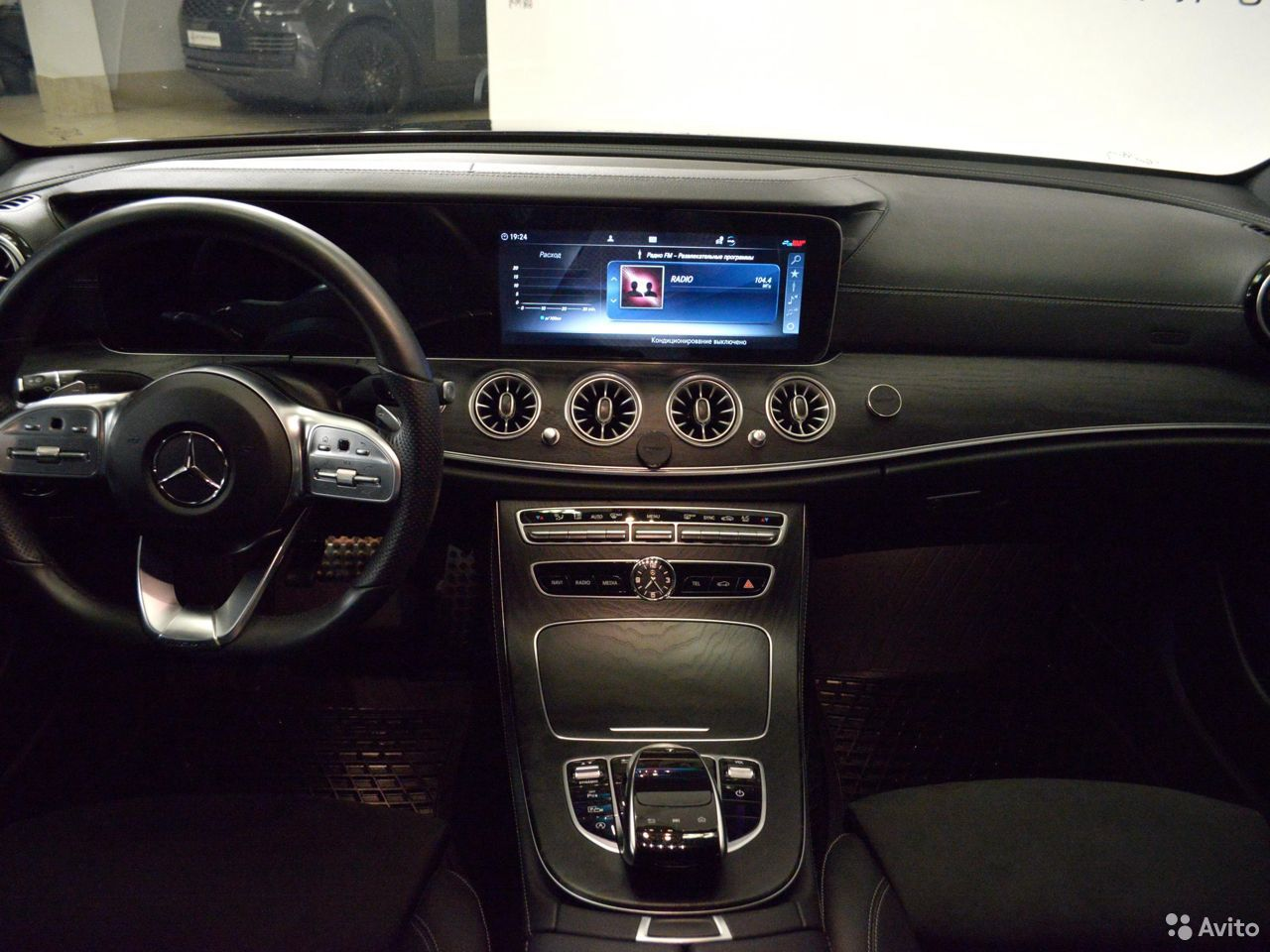 Mercedes-Benz E-класс, 2018