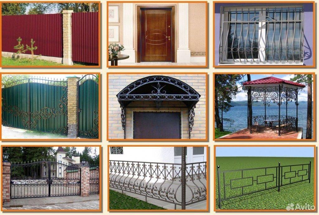 Изготовление металлических дверей. Врезка замков  89086185569 купить 1