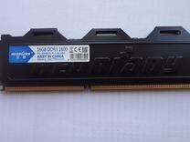 DDR3 32GB / DDR3 16GB оперативная память