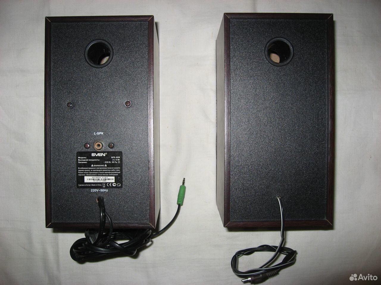Компьютерная акустика Sven SPS-609 89515310084 купить 4