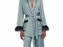 Бомбический костюм в пижамном стиле
