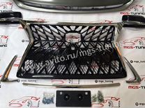 Обвес Superior TRD Lexus GX460 черный