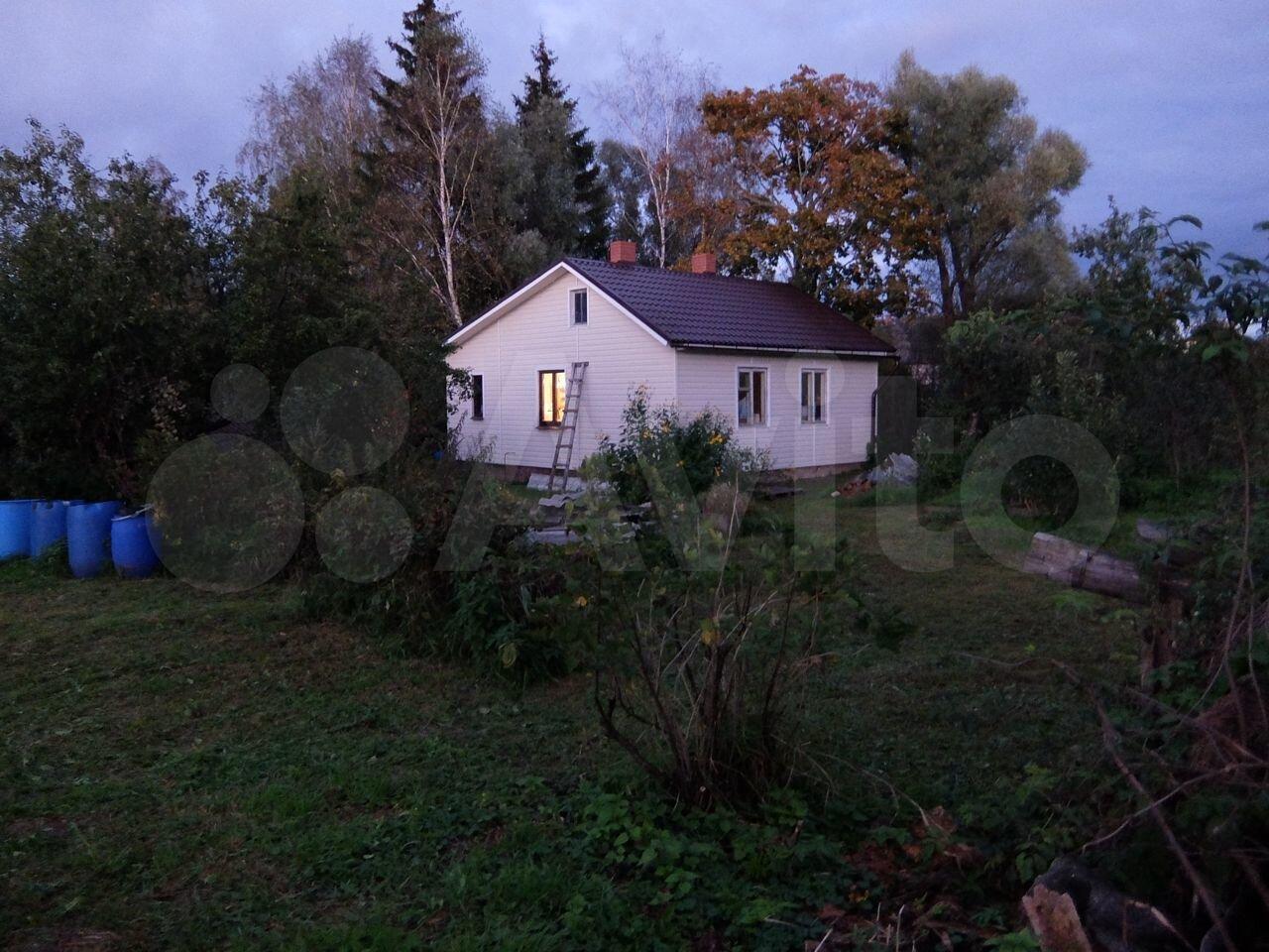 Дом 58 м² на участке 27 сот.  89382226737 купить 2