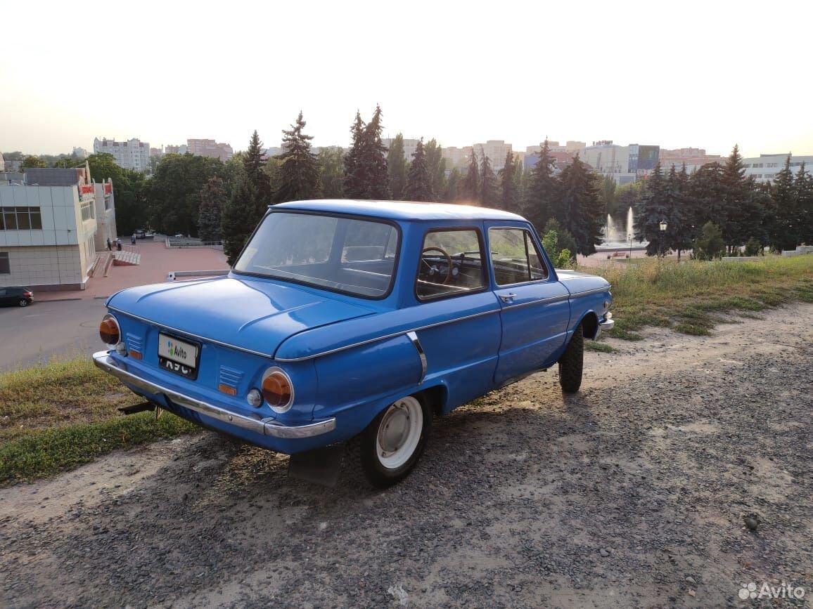ЗАЗ 968 Запорожец, 1978  89051595952 купить 2