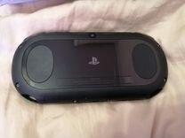 Sony PS Vita rev. 2008+ 7 игр и чехол, флэшка